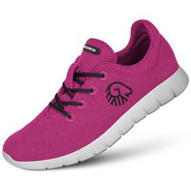 Giesswein Merino Wool Runners Dames, violet